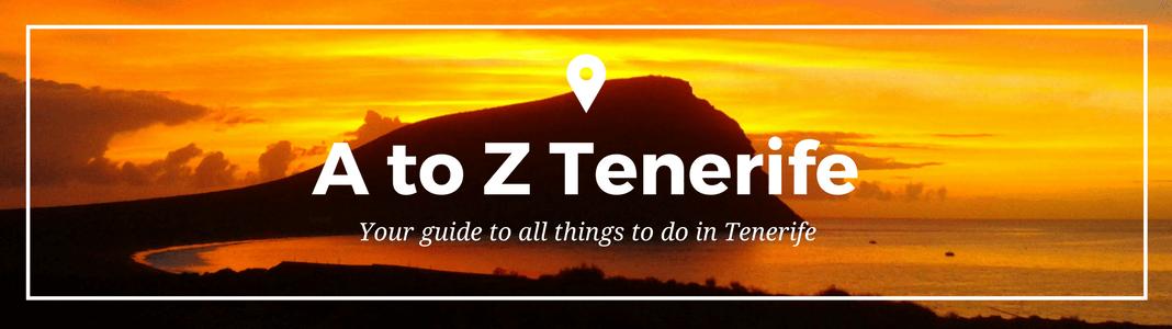 A to Z Tenerife